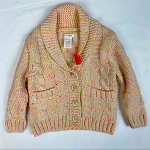 3/$20 JOE FRESH Baby Girl's Knit Cardigan